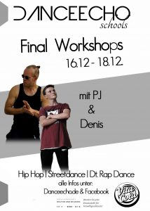 Workshop Tanzschule
